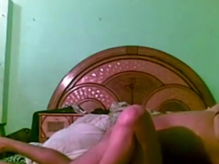 Desi Bhabhi fucked hard at the end of one's tether their way fat fish