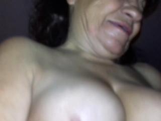 hot INSIDE - ROSA MARRONE, 84 yo, and ALBERT, 52 yo (me)........