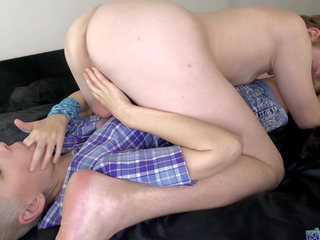 Ass Eating and Prostate Orgasm for him!