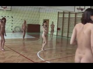 Naked Athletes 3