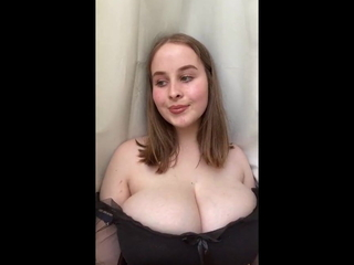 AIRPOD SHAPED WOMEN part 7  (HUGE Tits increased by MASSIVE TITS)
