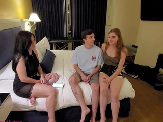Tinder – first time couple sap – 19 year olds! For Onlyfans