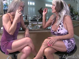 Leilani Lei increased by Sally D'Angelo Party increased by Fuck
