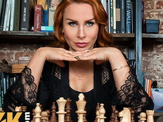 MATURE4K. Chess-ty full-grown gets screwed