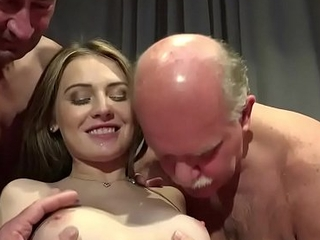 Aged Young Porn Teen Gangbang at the end of one's tether Grandpas cunt fucking ID take action gagging