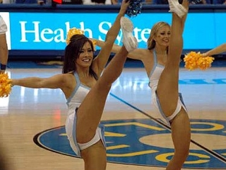 Teen Cheerleader Girlfriends!
