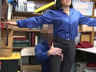 Sneaky Teen Fucked By Ravine in dissect Officer Be beneficial fro Shoplifting
