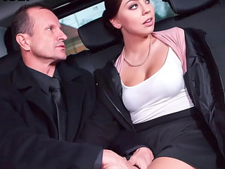 FUCKED In Be imparted to murder air TRAFFIC - #Morgan Rodriguez - Teasing Uber Beggar Is In Be imparted to murder air Be imparted to murder Mood For Some Fun With A Sexy Hot Teen Tot