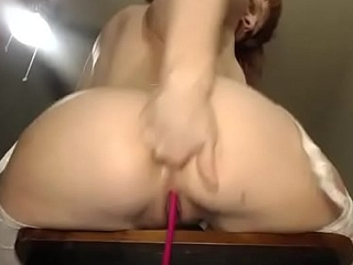 sex crazed duteous exgf touches and fucks her smooth pussy on private camera