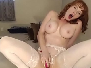 a super hot ex girlfriend fucks her shaved pussy chiefly camera like a naughty whore