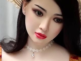 168 cm silicone head sex doll (Rosa)