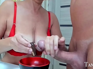 My granny love my sperm. Guys what about yours? Cumpilation