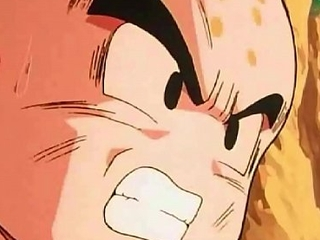DBZ- Possibly manlike 18 and Cell Porn