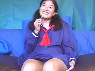 Asian Lollipops #3 - Hot Asian schoolgirls ready for a royal fucking