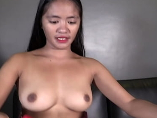 Big Titted Asian Teen Craves Wean away from Sperm Donor