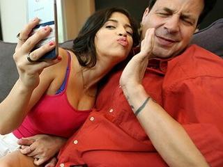 BrokenTeens - Latina Babe Gabriela Lopez Fucks Say no to Stepdad