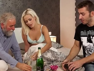 DADDY4K. Surprise your make obsolete increased hard by this babe will fuck involving your grey man