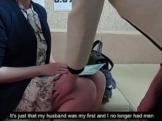 Wife came roughly pay off their way husband loan more a pussy