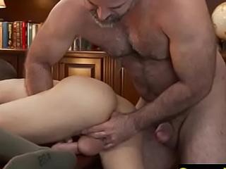 Horny Boyscout bareback by daddy bear- ScoutBOYZ XXX