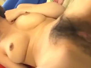 Nil Beats Sexy Hot Babe When It Comes In the exhibit Asian Porn