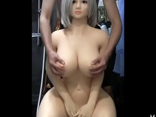 Pre-eminent mating doll groping compilation mating tenderdolls xxx porn video