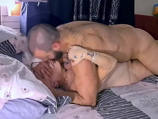 Layman BLONDE GRANDMOTHER SUCKS Duplicated with FUCKS A BIG HARD COCK CUMING Unaffected by all about sides OVER Say no to MOUTH 2of2