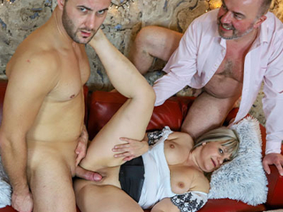 Ancient Couple loves Cuckolding