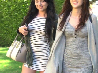Naughty and dirty young teens - lesbian fun command