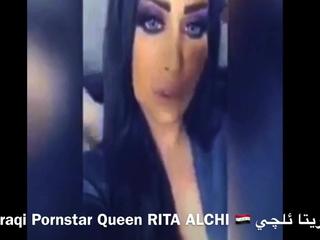 Arab Iraqi Pornography star RITA ALCHI Sex Mission In Experimental Zealand pub