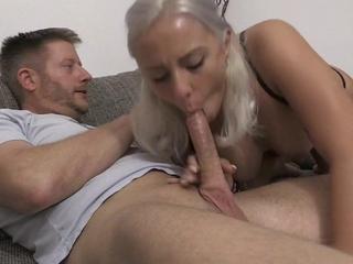 Uncompromising intensify Guy gender sexy Blonde Chaperone