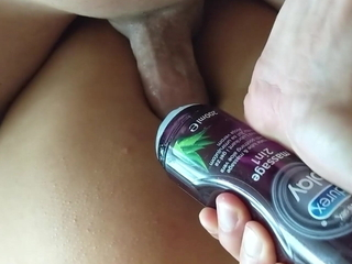 Pumping a Bulgarian friend's tight pussy