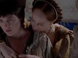 Jemima West scant scene- A catch Borgias s02e01-02 (2012)