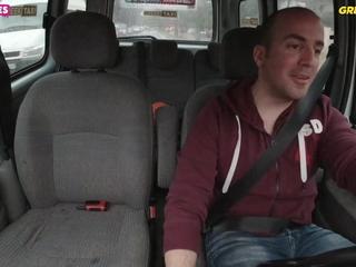 SUGARBABESTV : Greek Taxi wine steward seduces a couple