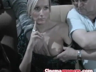 Nikki dress grope