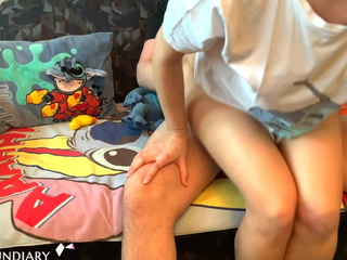 daddy shows me dick ride and anal have sexual intercourse - projectsexdiary