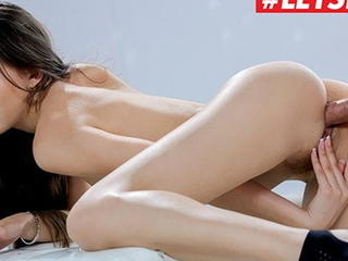 LETSDOEIT - Anal Surprise For Hot Romanian Teen Anya Krey