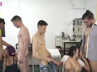 SUGARBABESTV: Greek School, a catch first bell