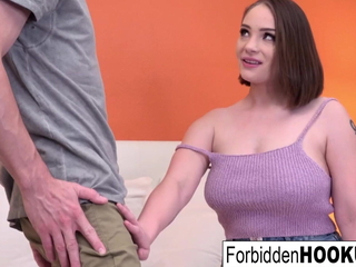 Prex pamper gets banged by her stepbrother