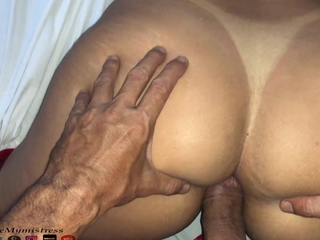 He fills my Asshole encircling Cum and Keeps fucking