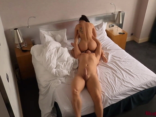 Hidden Hotel Cam Recorded Hot Copulation in Different Positions