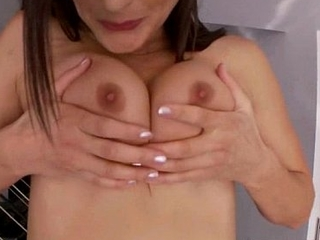 Teen Girl (misty) Bid Holes All Rather Sexual congress Things vid-24
