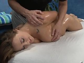Raunchy massage episodes