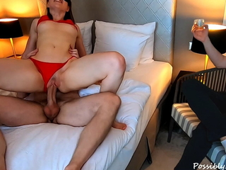 My Get hitched Gets Fucked by a Stranger While I Watch!