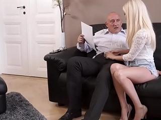 Astounding Hungarian Babe Fucks The brush Boyfriend'_s Experienced Old man